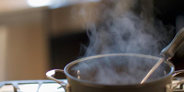 料理写真の湯気の表現