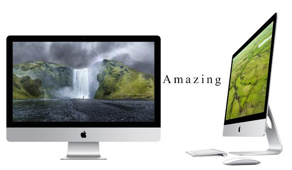 iMac5K 撮影写真