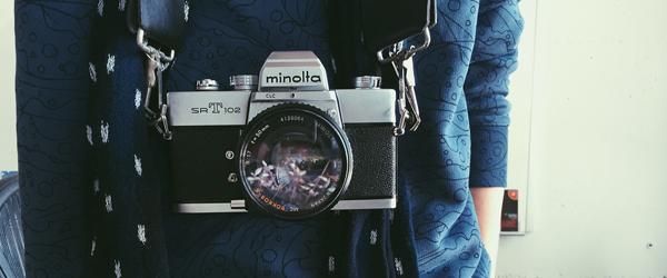 カメラマンの撮影スタイル