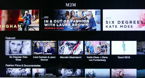 M2M(エムツーエム)チャンネル