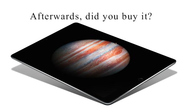 iPad Proを撮影現場で使っているの?